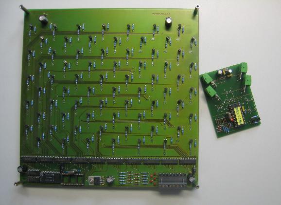 Wir entwickeln elektronische Schaltungen nach Ihren Anforderungen ...